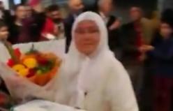 Diyanetin Hacılarına Stockholm'de Duygusal Karşılama
