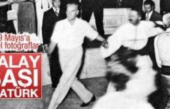 19 Mayıs'ta Atatürk'ün çok özel fotoğrafları