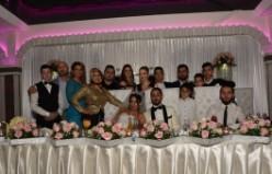Tarık Çamdal, İsveç'te Erkan Zengin'in kız kardeşi ile evlendi