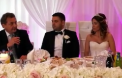 Büyükelçi Türkmen, Bölek ve Gerçekçi çiftinin nikahını kıydı