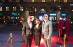 Stockholm'de 3. Türk Film Festivali'nin galası yapıldı..