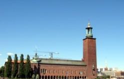 Sakin şehir Stockholm
