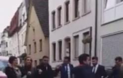 Alman mahallesinde Yozgatlı düğünü...VİDEO