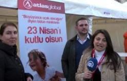 Atlasglobal'dan  Konya'ya bilet alanlara  Kulu'ya ücretsiz servis...