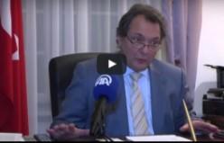 Dövizli askerlik ve Türkiye'ye araç götürmek isteyenlerin ne yapması gerektiğini Büyükelçi Türkmen açıkladı...