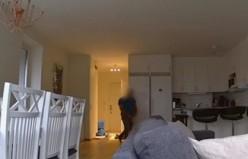 İsveç İnşaat ustasının evin lavabosuna işemesini konuşuyor
