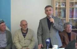 İsveç'te Uygur Türklerine Ait Kültür Merkezi'nin Açılışı