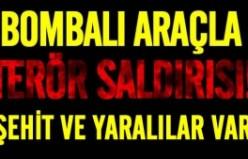 Diyarbakır Lice'de hain saldırı ilk görüntüler