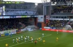 Maçın Ortasında Fiskiyeler Açıldı, Elfsborg ve Hammarby oyuncular şok oldu