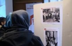 TRF'nin, Türkiye'den İsveç'e göçenlerin 50. Yıllık fotoğraf sergisi