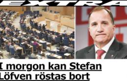 İsveç'te meclis başkanı belli oldu
