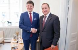 İsveç'te yeni hükümet kurma görüşmeleri başlıyor