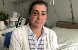 Gurbetçi kadına tramvayda vahşi saldırı!