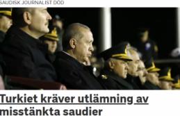 Kaşıkçı soruşturmasında Türkiye, 18 kişinin Suudi Arabistan'dan iadesini istedi