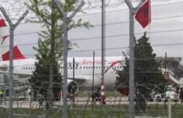 Havalimanında silahlı soygun