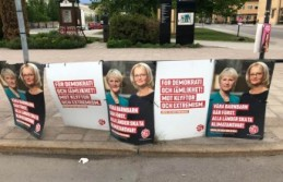 AP seçimlerinde İsveç'te oyunu en çok artıran aşırı sağcı parti oldu