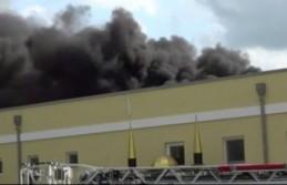Danimarka'da Türk Diyanet Vakfına ait camide yangın