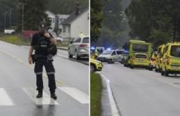 Norveç'te camiye silahlı saldırı
