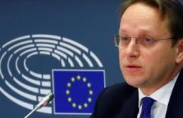 Avrupa Komisyonu'nun genişleme adayı: Türkiye'ye mali yardımlar devam etmeli