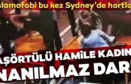 Müslüman kadınlara ırkçı saldırı: Başörtülü hamile kadın böyle darp edildi