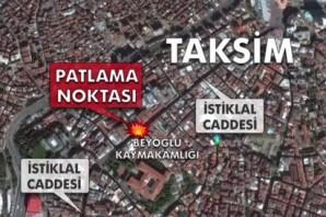 İstanbul'da patlama! İşte anbean yaşananlar
