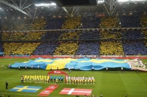 İsveç, Danimarka maçından görüntüler