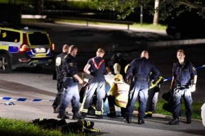 Stockholm'de bir kız daha öldürüldü