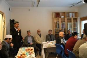 İsveç'te Uygur Türkleri Kültür ve Eğitim Merkezi Açtı