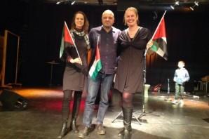 İsveçli milletvekiline Filistin'den onur ödülü