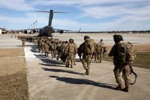 Savaş hazırlıkları! Rota Ortadoğu! Yola çıktılar