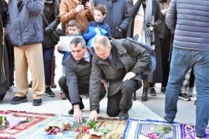 Yeni Zelanda'da Terör Saldırısında Hayatını Kaybedenler İsveç'te Anıldı