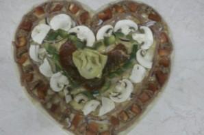 Musa Tuncer'den ''Sevgililer Günü'' Pizzası