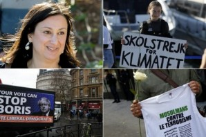 Avrupa'yı son 10 senede değiştiren en büyük 10 olay