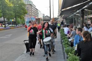 İsveçli ve Norveçli aktivistler balıkçı tekneleriyle Gazze'ye gidiyor