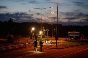 Göteborg'da çete savaşı!