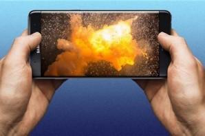 Akıllı telefonlar neden patlar?