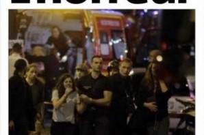 Fransa basınında saldırı manşetleri