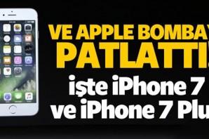 İşte merakla beklenen iPhone 7 ve iPhone 7 Plus