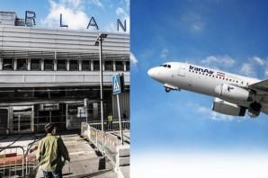 İsveç Halk Sağlığı Kurumu İran uçuşlarının durdurulmasını talep etti