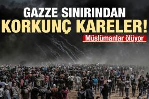İsrail-Filistin sınırında ölümcül çatışmalar