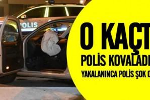 Ne kadar polis varsa peşine takan İsveçli ufaklık
