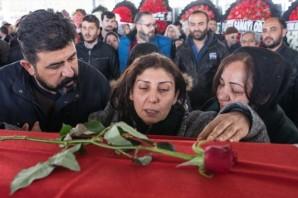 Ankara'da kaybettiklerimize son görev