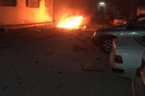 Medine'de bombalı saldırı