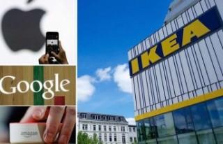 İsveç'in IKEA'sı büyümede dünya devlerini...