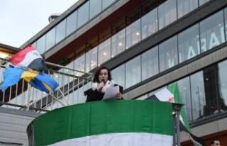 İsveç'ten İsrail katliamına tepki