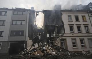Almanya'da patlama: en az 25 yaralı!