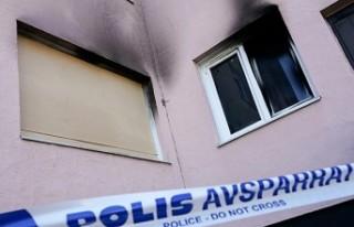 İsveç'te camileri hedef alan saldırılar 10...