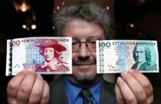 İsveç'te eski paraları elden çıkarmak için...