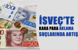 İsveç'te kara para aklama vakıalarında artış