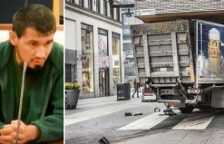 İsveç'teki kamyonlu terör saldırısına ömür...